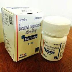 Daclatasvir Dihydrochloride Tablet