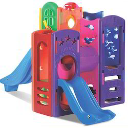 High Riser Multi Play Station