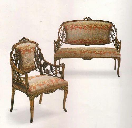 European Style Royal Sofa Set 2 1 Seaterr