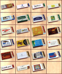 Advertising Matches