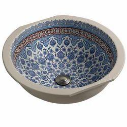 Marrakesh Design On Camber Undercounter Lavatory