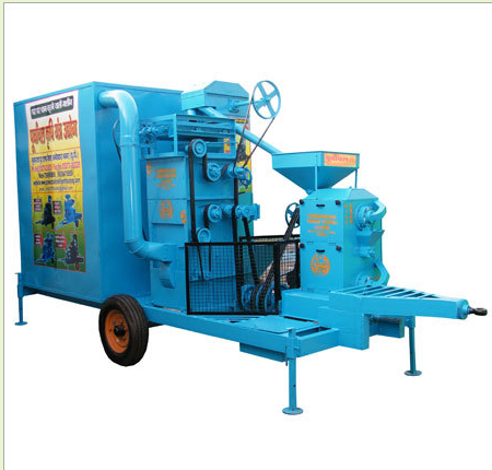 Super Model Mobile Rice Mill