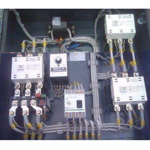 Star delta starter motor for Star delta motor starter
