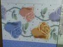 Flowers Design Ceramic Tiles