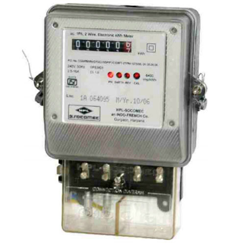 electronic energy meter 500x500 single phase electronic energy meter circuit diagram circuit and sub meter wiring diagram at nearapp.co