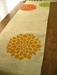 Fancy Jute Table Runner