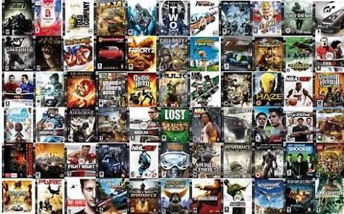PS2 Games & PSP Games Wholesaler from Mohali