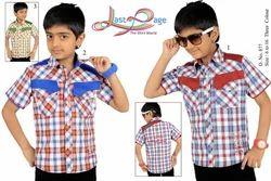 Boys Kids Denim Dress