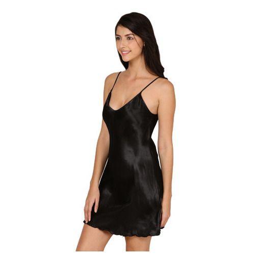 512af3cf6d Black Night Gown
