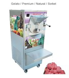 Gelato / Premium / Natural / Sorbet Ice Cream Making Machine