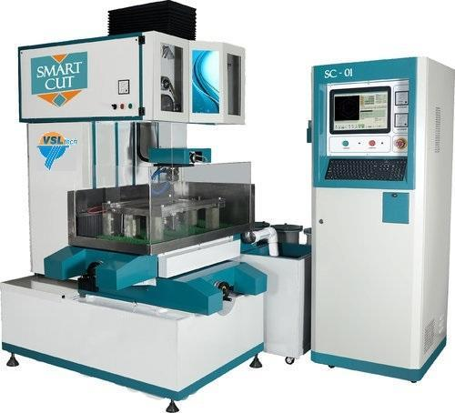 Cut CNC Wirecut EDM Machine