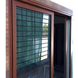 Wooden Domal Section Windows