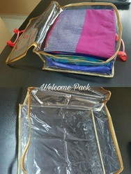Garments Packing Transparent Bags