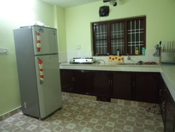 FURNISHED AC APARTMENT - 3 BEDROOM - THIRUVALLA