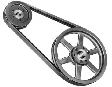 Belt Drive Pulley Authorized Wholesale Dealer From Pune