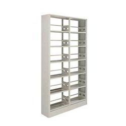 steel library rack