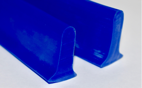 Silicone sections