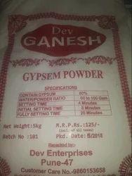 Gypsem Powder