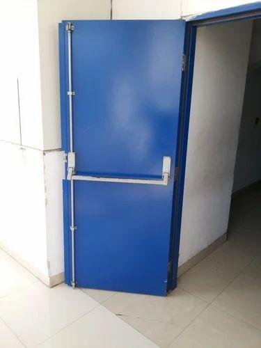 Stainless Steel Fire Door Hardware Rs 1500 Number