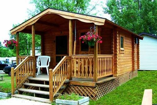Prefabricated Wooden House Construction In Sulthanpet Pondicherry