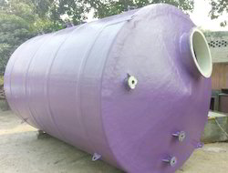 PP FRP Chemical Storage Tank