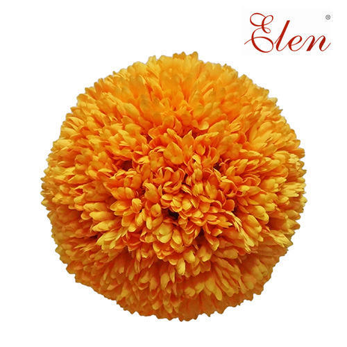 Artificial yellow flower balls at rs 1582 onwards fake flower artificial yellow flower balls mightylinksfo