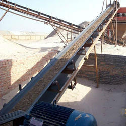 Concrete Belt Conveyor
