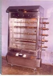 Chicken Griller Machine for Restaurant