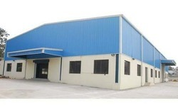 Warehouse Steel Structure Shed