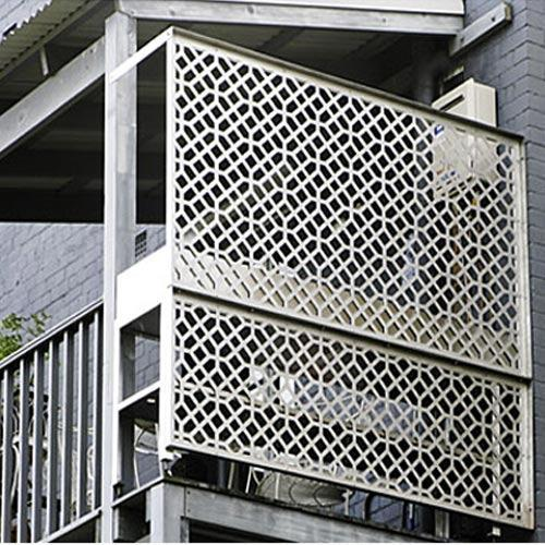 Modern Grill Design For Balcony Image Balcony And Attic
