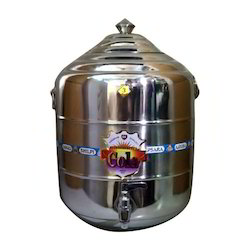 Steel Water Storage Matka, Capacity (Litres): 10-12 Litres