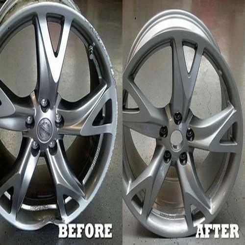 Car Rim Repair >> Alloy Wheel Repair Service In Khyala New Delhi Id
