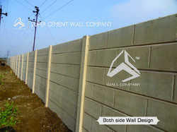 Folding Ready Made Wall Precast