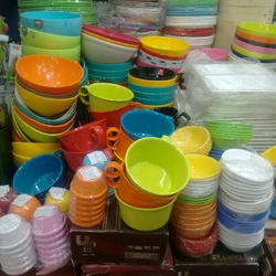 Malamyne Plastic Crockeries