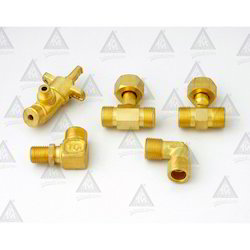 Brass Gas Spare Parts