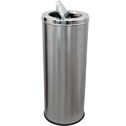 SS Swing Top Waste Bin