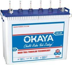 Okaya Tubular Batteries