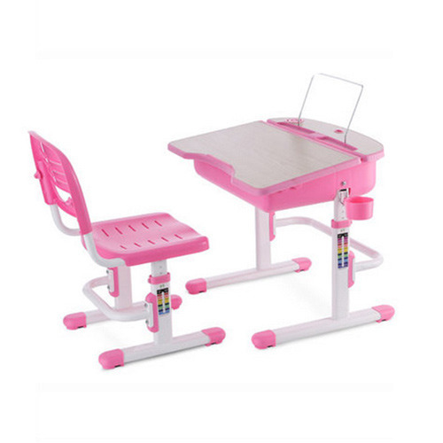 Pink 73x59x40.5 Cm Kids Study Table With Chair, Rs 8825 /set | ID ...