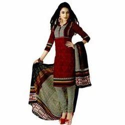 Vinay Prachi 27 Churidar Suit Material