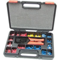 Heavy Duty Ratchet Crimping Toolkit 552-pce