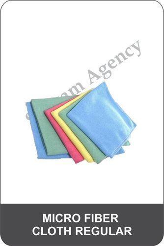 Micro Fiber Cloth Regular, Size: Medium