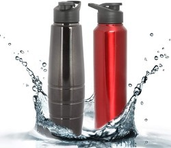 Stainless Steel Sipper Water Bottle - 1000ml