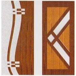 Laminated Fiber Door & Laminated Fiber Door at Rs 280 /square feet   Laminate Door   ID ...