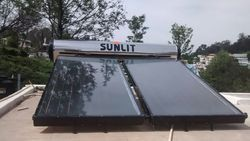 Cooking Purpose Solar Water Heater