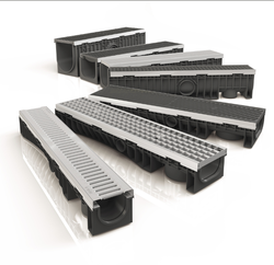 Plastic Linear Drainage System