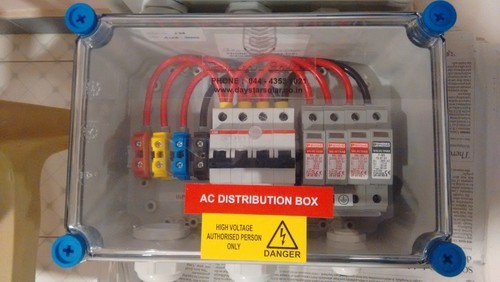 ac distribution box three phase system at rs 4500 5 kilowatt rh indiamart com 3 phase fuse box 3 phase fuse box