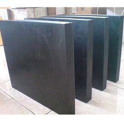 Laxmi Rubber Black Neoprene Pad