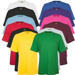 Cotton Casual Wear Plain T-Shirts
