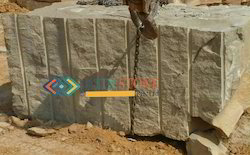 Rajgreen Sandstone Blocks