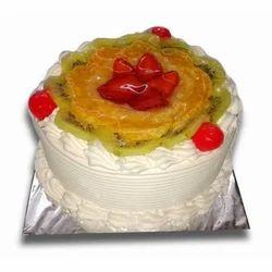 Fresh Fruit Gateaux Cake